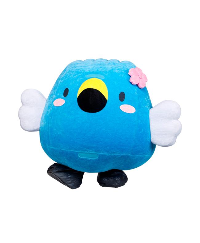 阿賀野市イメージキャラクター「ごずっちょ」