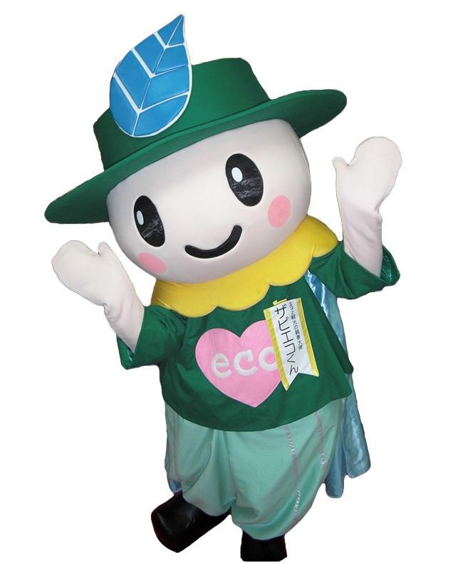 堺観光PRキャラクター ザビエコくん