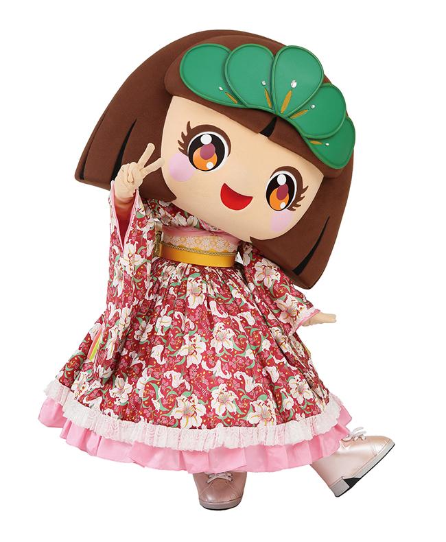 松姫マッピー