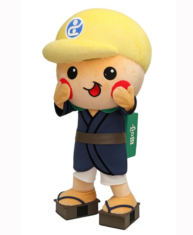 富山信用金庫イメージキャラクター「とみたん」