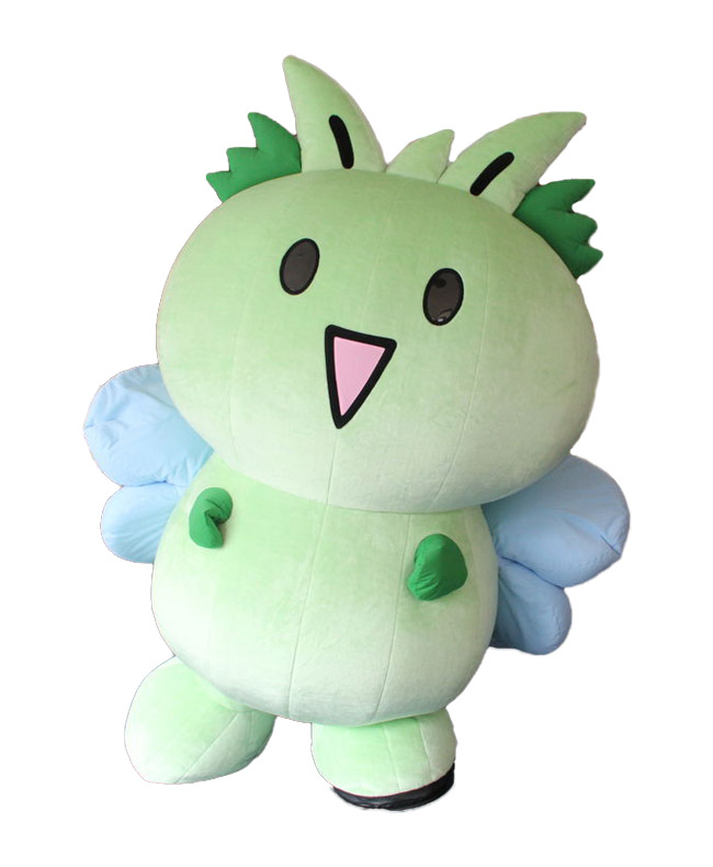 東村山市公式キャラクター「ひがっしー」