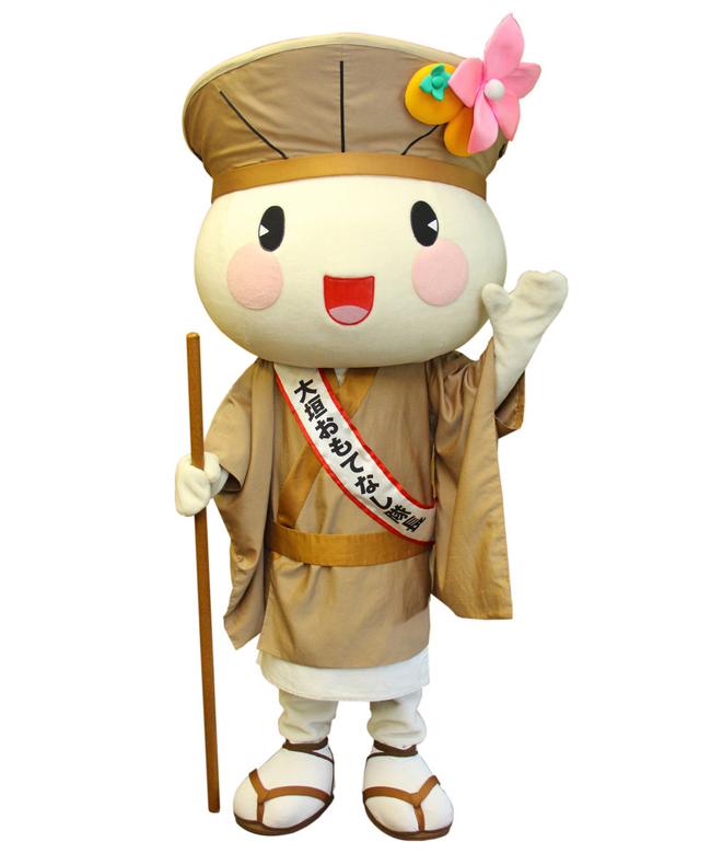 おがっきぃ|ゆるキャラグランプリ公式サイト