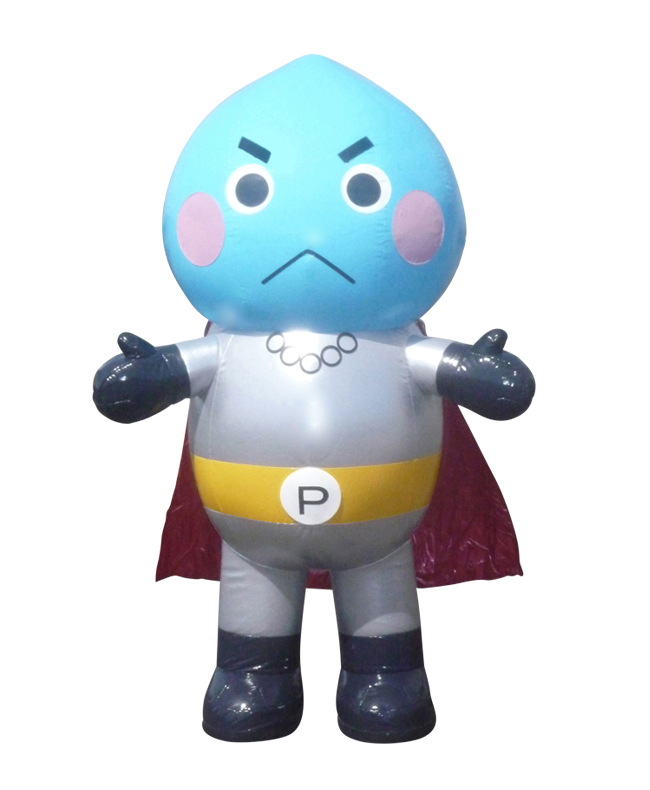 パッキン☆マン