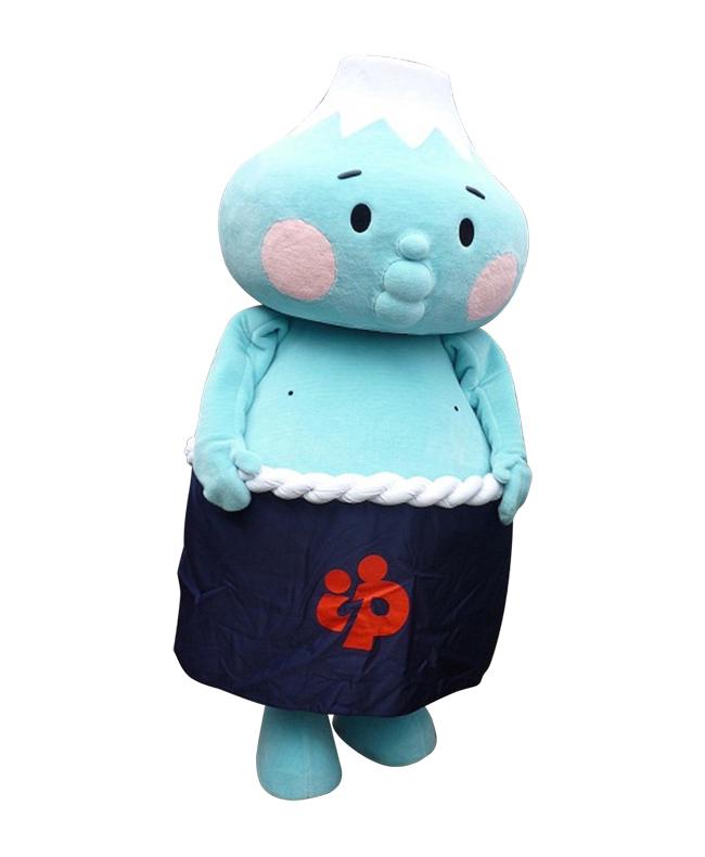 お湯の富士