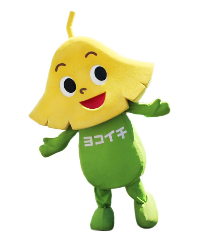 横浜市大キャラクター ヨッチ-