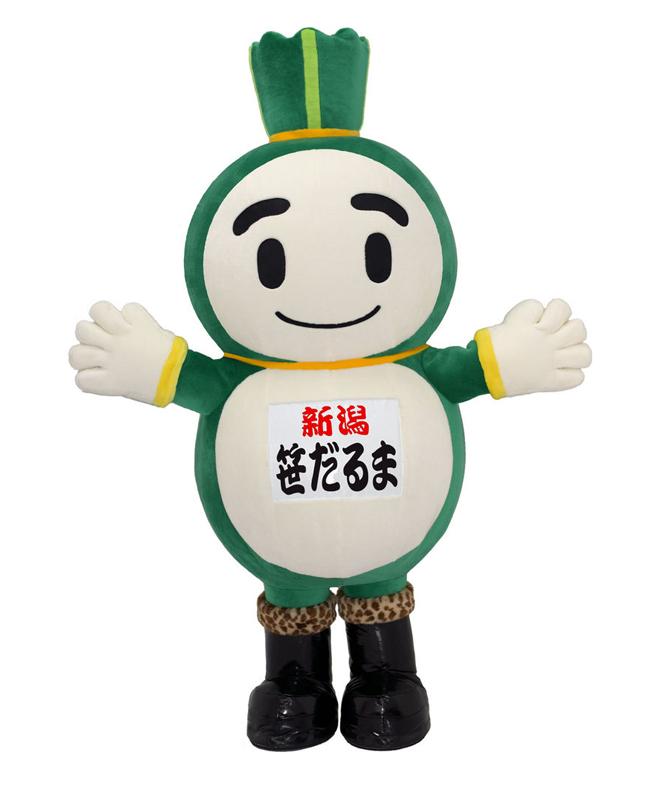 笹だるま|ゆるキャラグランプリ公式サイト