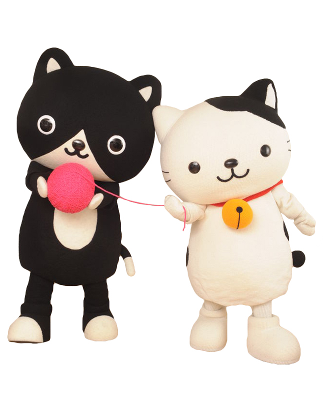 愛編む マナちゃん&ユウくん