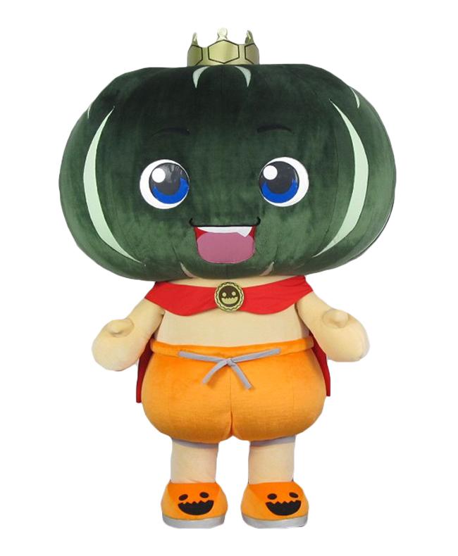 かぼちゃ王子こがぼっちゃん