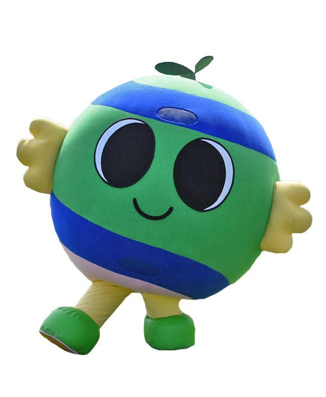 狛江市環境マスコットキャラクター「えこまさん」