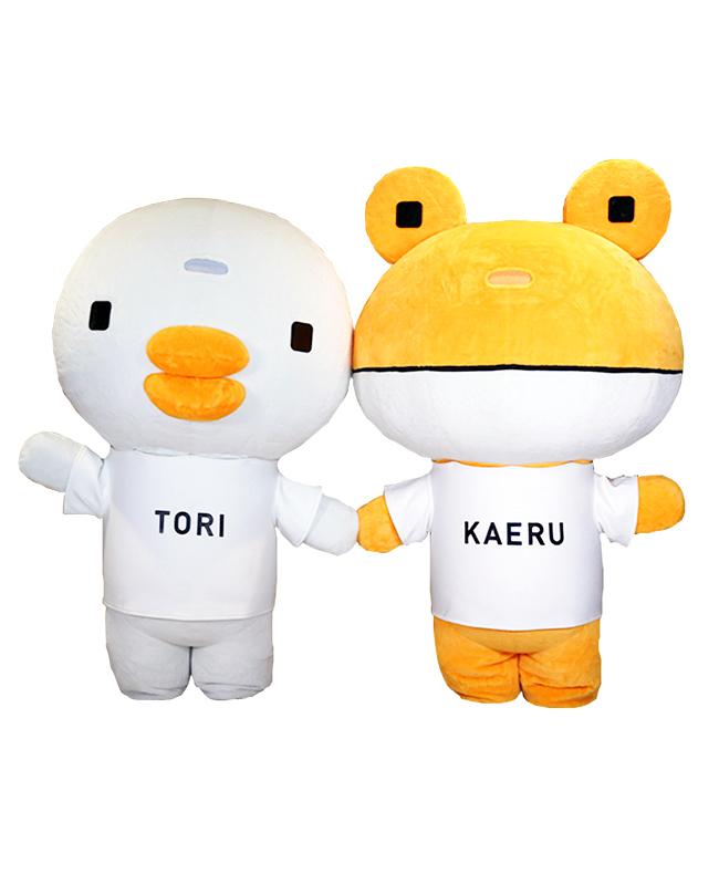 TORI・KAERU