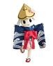 徳島市イメージアップキャラクター「トクシィ」