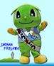 藤沢市みらい創造財団マスコットキャラクター「みらぞう」